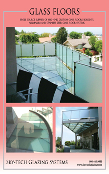 Glass Floor Brochure