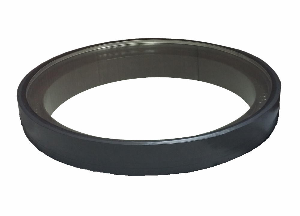Circular Curb Mounted Flat Glass Clear over Low-E Skylight