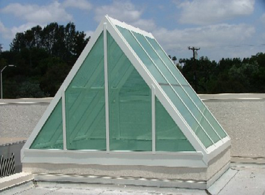 Gable Ridge Skylight