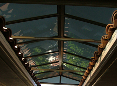 Gable Ridge Skylight Newport Coast