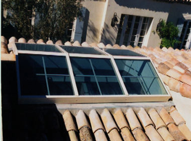 Ridge Light Skylight