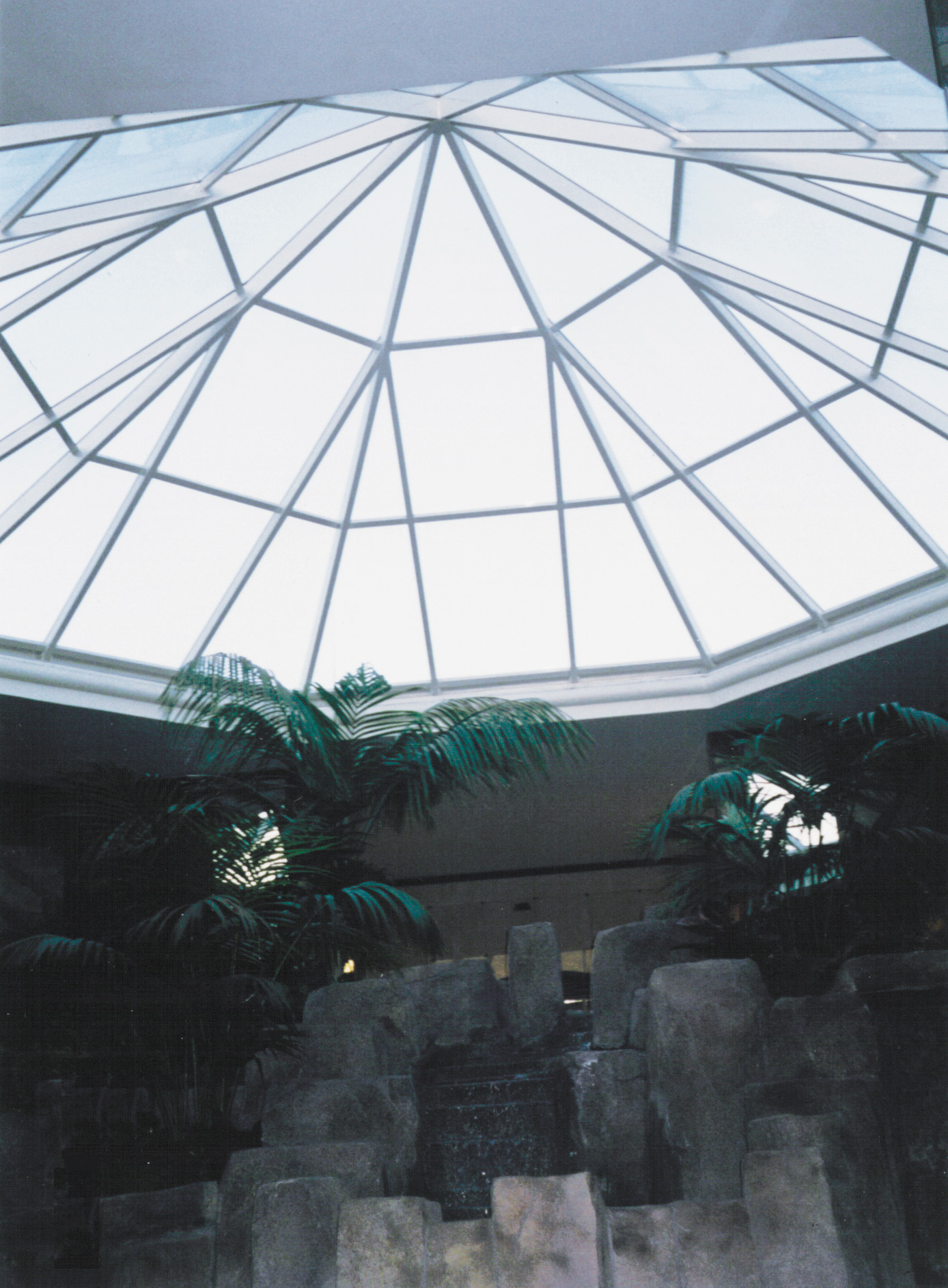 Polygon Skylight Westminister Memorial Park